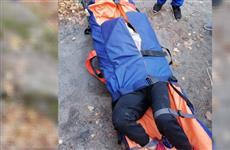 С водопада Девичьи слезы спасатели эвакуировали пострадавшую женщину