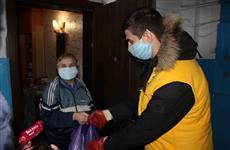 От сердца к сердцу: как волонтеры Новокуйбышевского НПЗ помогают ветеранам и медикам