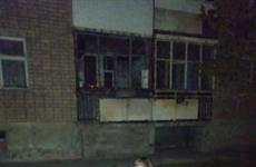 В Сызрани две маленькие девочки выпрыгнули с пятого этажа, спасаясь от пожара
