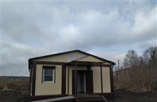 В Пензенской области продолжается установка модульных зданий фельдшерско-акушерских пунктов