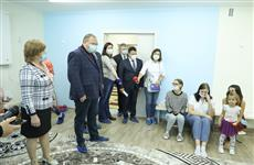"""В микрорайоне """"Арбековская застава"""" открыли новый детский сад"""