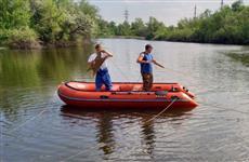 На озере в с. Лопатино утонул пожилой рыбак