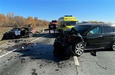 Три человека погибли и один пострадал в ДТП у Октябрьска в Самарской области