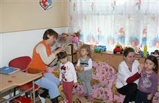 Детей медработников будут брать в садики в первую очередь
