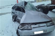 При столкновении с грузовиком в Исаклинском районе погиб водитель легковушки