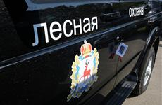 На вооружение нижегородских лесных пожарных поступила новая техника