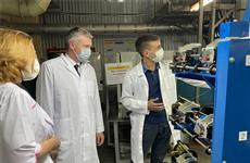 Продукцию чебоксарского предприятия используют в авиационной промышленности