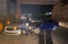 В Самарской области пожилой водитель Lada Granta попал в ДТП и отказался проходить освидетельствование