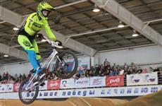 Наталья Афремова победила на первом этапе Кубка России по велоспорту BMX