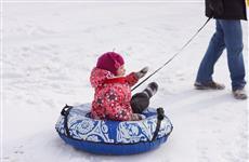В России могут ограничить использование тюбингов детьми до 12 лет