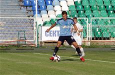 Полузащитник Максим Канунников из-за травмы выбыл до конца сезона