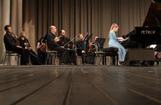 В Новокуйбышевске прошел отчетный концерт Академии Юрия Башмета