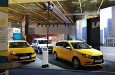 АвтоВАЗ презентовал версию седана для такси