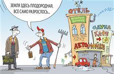 Собственников незаконных построек на Алма-Атинской накажут рублем