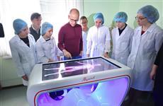 Александр Бречалов встретился со школьниками и преподавателями медицинских классов города Ижевска