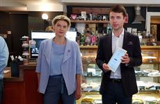 """""""Ростелеком"""" ибанк """"Русский стандарт"""" запустили оплату побиометрии всети кофеен CoffeeBean"""