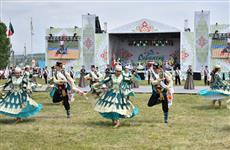 В регионе прошел Х всероссийский сельский Сабантуй