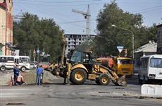 """Реализация национального проекта """"Безопасные и качественные автомобильные дороги"""" в Оренбурге достигла отметки 71%"""