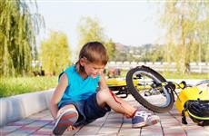 40% несчастных случаев с детьми происходит во время прогулки