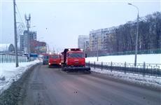 Мэрия Самары: уборка города от снега проходит в плановом режиме