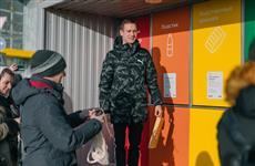 """В ТЦ """"Мега"""" открылась сортировочная станция для мусора"""
