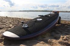В Самаре создали и испытали электродоску для серфинга