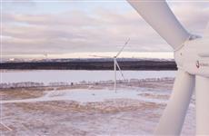 Электроэнергия ульяновского ветропарка поступила на оптовый рынок