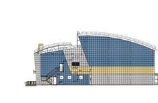 На строительство ФОКа в Прибрежном выделено 190 млн рублей