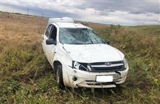 Самарец опрокинул машину в кювет и отказался от медосведетельствования