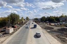 На подъезде к Кировскому мосту открыли четырехполосное движение