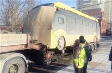 В Самару прибыл первый электробус