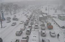 МЧС: в Самарской области потеплеет, но станет опасно на дорогах