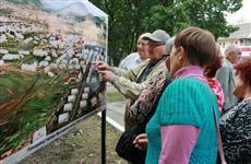 В Жигулевске открылась уникальная фотовыставка с архивными снимками строительства ГЭС