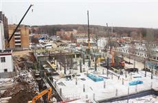 В Самаре строят современный перинатальный центр