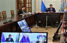 """Дмитрий Азаров: """"В работе по решению вопросов обманутых дольщиков пауз быть не должно"""""""