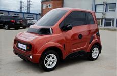 В Тольятти будут выпускать электромобили Zetta