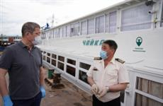 Радий Хабиров посетил Судоремонтно-судостроительный завод в Уфе