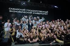 """Состоялся гала-концерт """"Самарской студенческой весны-2021"""""""