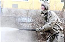 Дезинфекцией улиц Чапаевска займутся войска РХБЗ