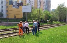 Иван Пивкин провел инспекционный выезд по затопленным дождем участкам дорог в Самаре