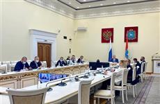 Состоялось заседание Совета по улучшению инвестиционного климата в Самарской области