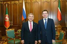 Татарстан и банк ВТБ подписали соглашение о сотрудничестве в сфере жилищного строительства