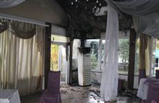 Тольяттинец поджег ресторан из-за конфликта с официантом