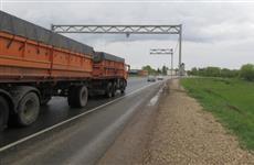 В Саратовской области вводится временное ограничение движения грузовиков