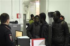 """Студентов из Африки незаконно """"привлекли к труду"""" на самарской стройке"""