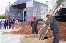 """В Самаре начали строить Центр конструкторских разработок и научных исследований """"ОДК-Кузнецов"""""""