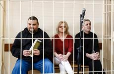 Областной союз журналистов просит освободить Олега Иванца по УДО