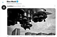 """Илон Маск оценил фото самарского """"Союза"""", опубликованное Archillect"""