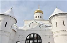 По поручению Главы Марий Эл в Йошкар-Оле достроят монастырский комплекс