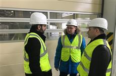 Евгений Серпер пообещал содействие строительству железнодорожной ветки к промпарку в Чапаевске